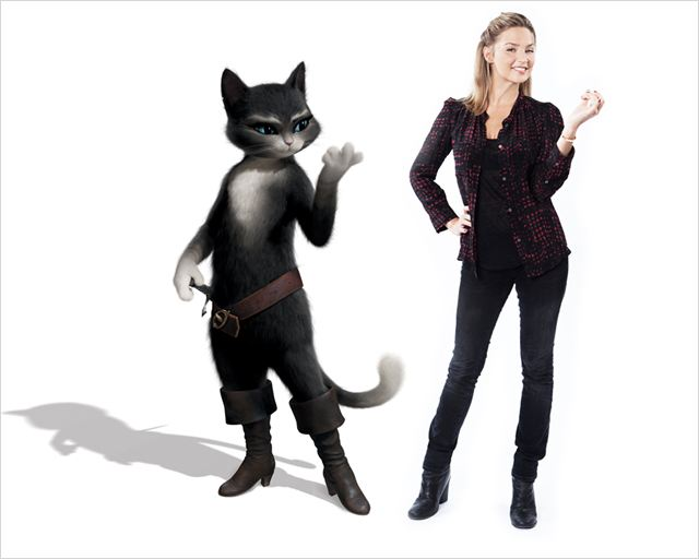 Le Chat Potté : photo Chris Miller (II), Virginie Efira