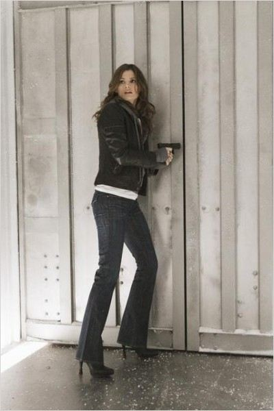 Castle : Photo Stana Katic