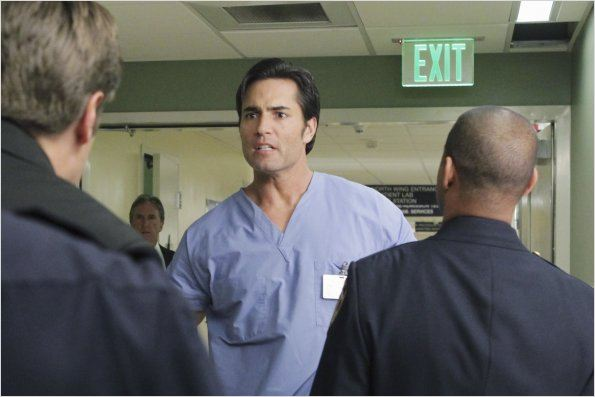 Castle : photo Victor Webster