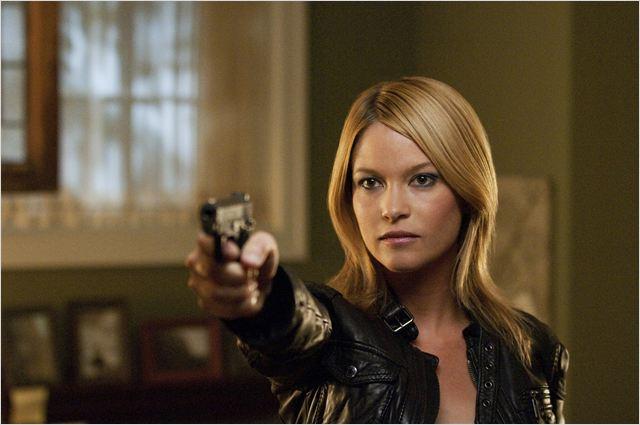 image Blonde female cop hot prostitute police