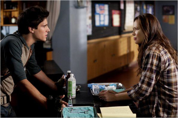 Photo Drew Roy, Moon Bloodgood