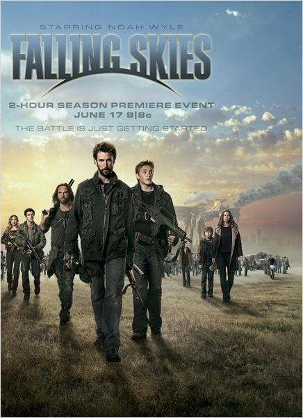 Falling Skies : photo