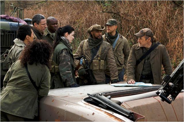 Falling Skies : photo Will Patton