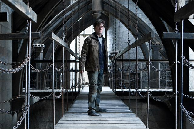 Harry Potter et les reliques de la mort - partie 2 : photo Daniel Radcliffe, David Yates
