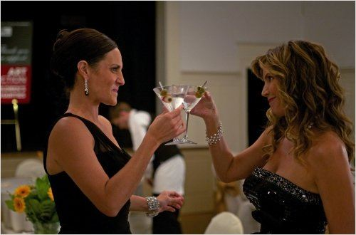 Photo Charisma Carpenter, Meredith McGeachie