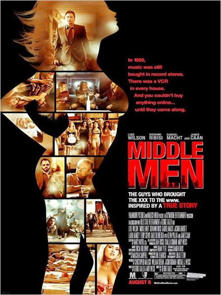 Middle Men DVDRIP gratuit