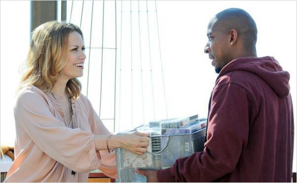 Photo Antwon Tanner, Bethany Joy Lenz