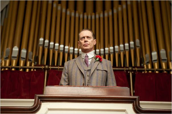 Boardwalk Empire : photo Steve Buscemi