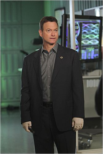 Les Experts : Manhattan : Photo Gary Sinise