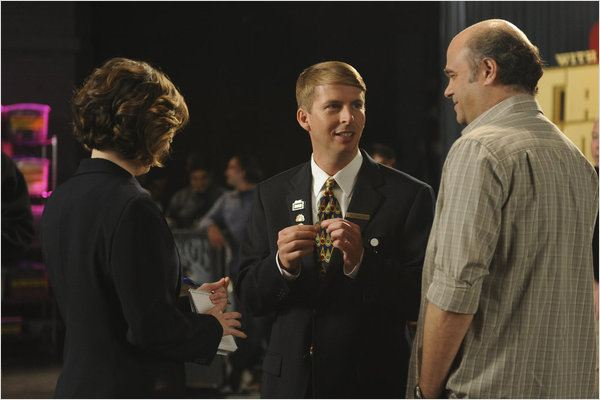 Photo Jack McBrayer, Scott Adsit