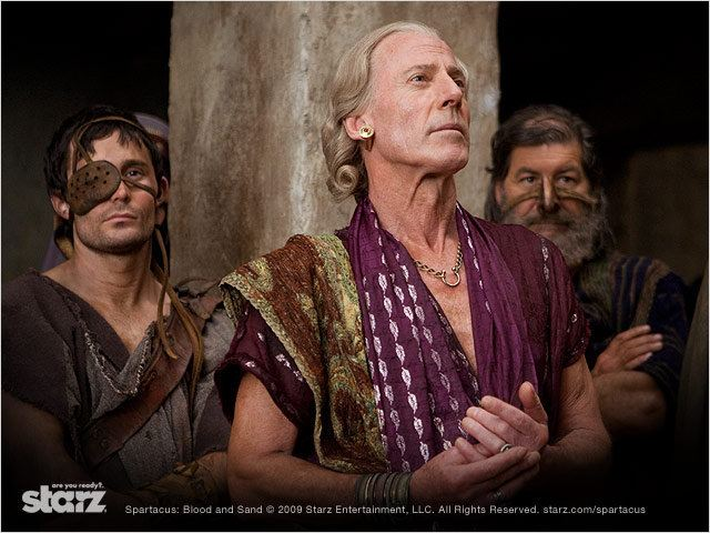 Spartacus : Photo Craig Walsh Wrightson