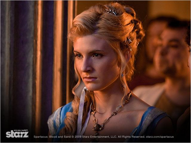Spartacus : Le sang des gladiateurs : Photo Viva Bianca