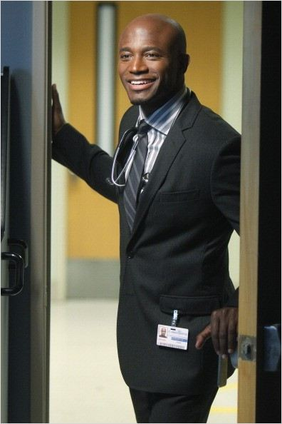 Private Practice : photo Taye Diggs