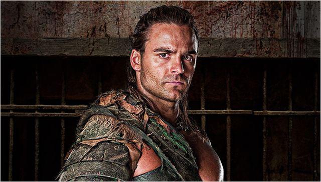 Spartacus : Les dieux de l'arène : Photo Dustin Clare