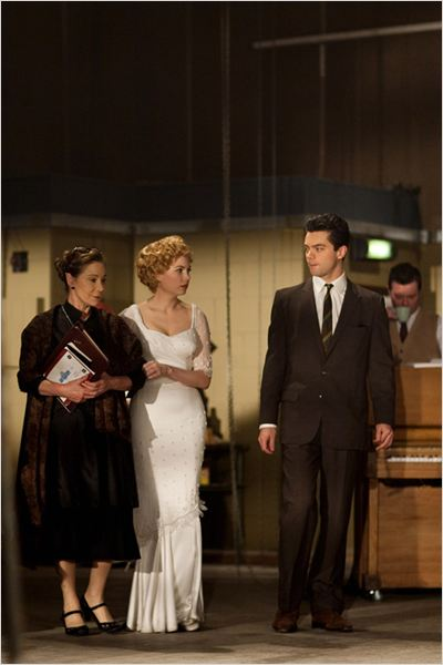 My Week with Marilyn : Photo Dominic Cooper, Michelle Williams, Simon Curtis