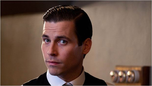 Downton Abbey : photo Rob James-Collier