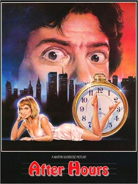 After Hours : Affiche Martin Scorsese
