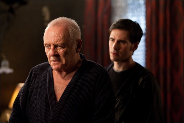 Le Rite : Photo Anthony Hopkins, Colin O'Donoghue, Mikael Hafstrom