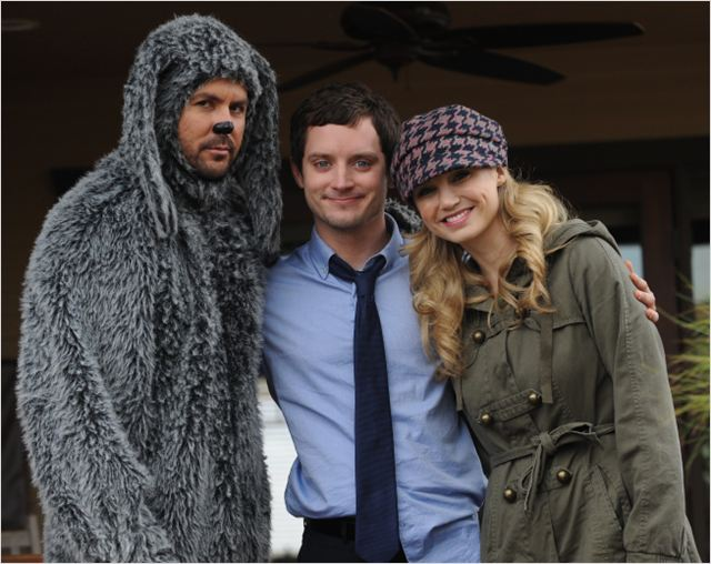 Wilfred (2011) : photo Elijah Wood, Fiona Gubelmann, Jason Gann