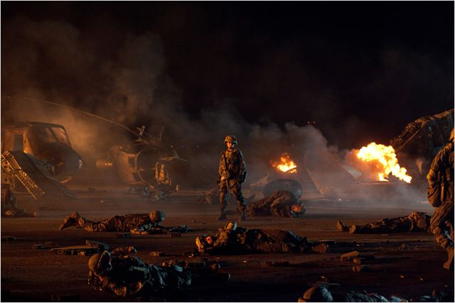 World Invasion : Battle Los Angeles : Photo Jonathan Liebesman
