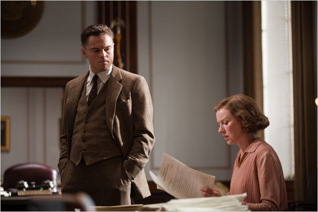 J. Edgar : Photo Clint Eastwood, Leonardo DiCaprio, Naomi Watts