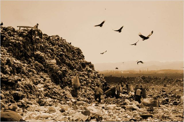 Waste Land : photo Lucy Walker