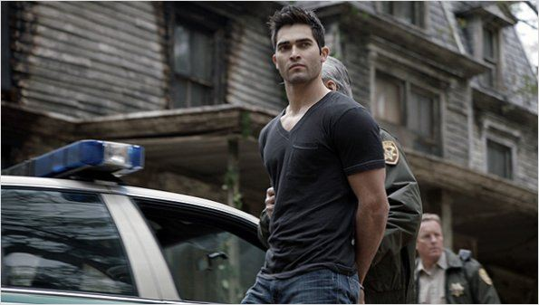 Teen Wolf : photo Tyler Hoechlin