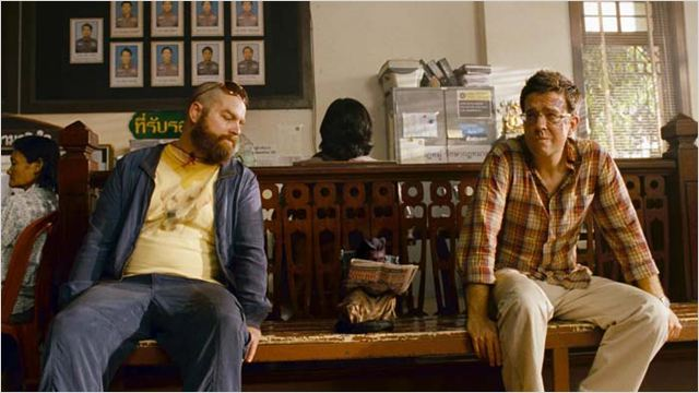 Very Bad Trip 2 : Photo Ed Helms, Todd Phillips, Zach Galifianakis