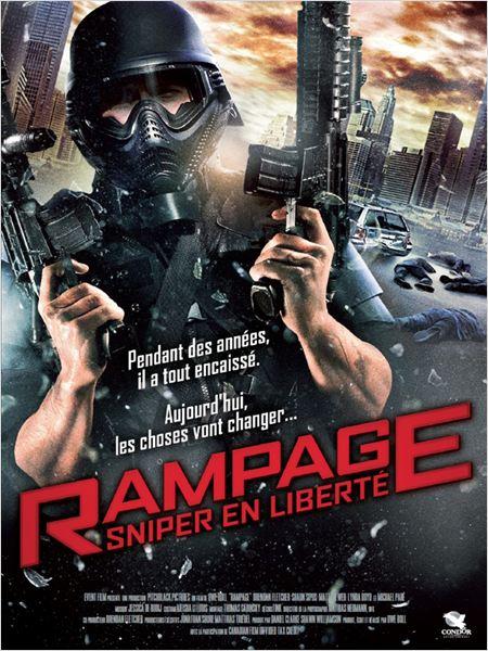 Rampage - Sniper en Liberté affiche