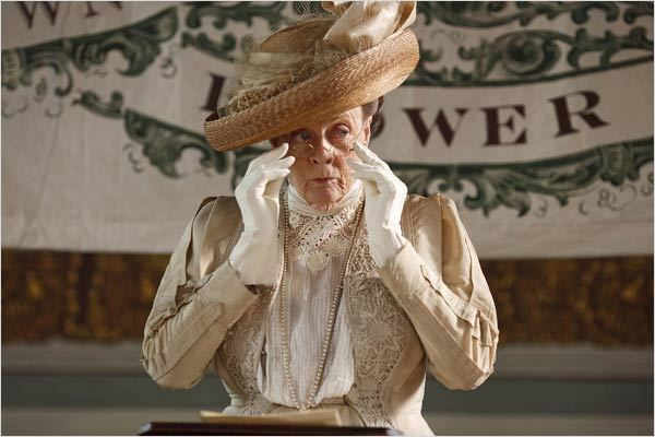 Downton Abbey : Photo Maggie Smith