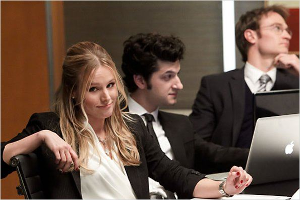 House of Lies : photo Ben Schwartz, Kristen Bell