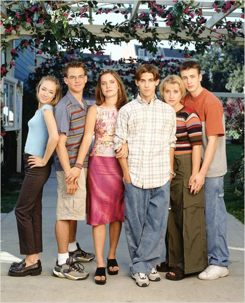 Opposite Sex : photo Allison Mack, Chris Evans, Kyle Howard, Lindsey McKeon, Margot Finley