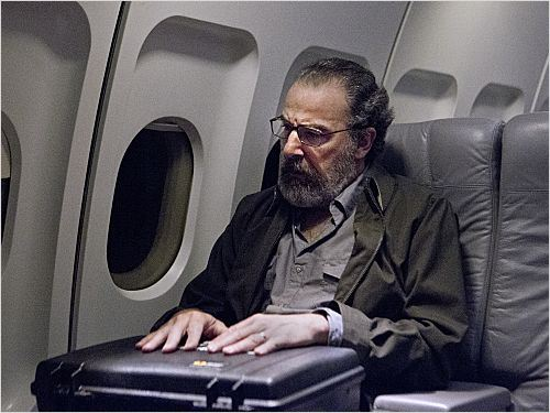 Homeland : photo Mandy Patinkin