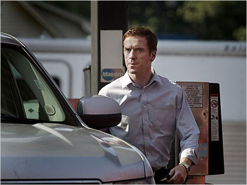 Homeland : photo Damian Lewis