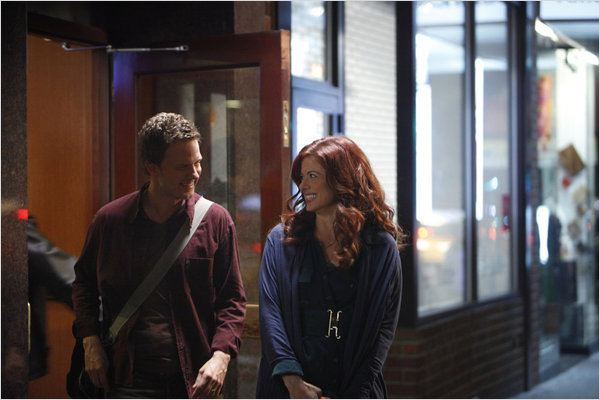 Smash : photo Debra Messing, Will Chase