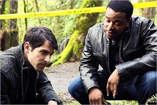 Photo David Giuntoli, Russell Hornsby