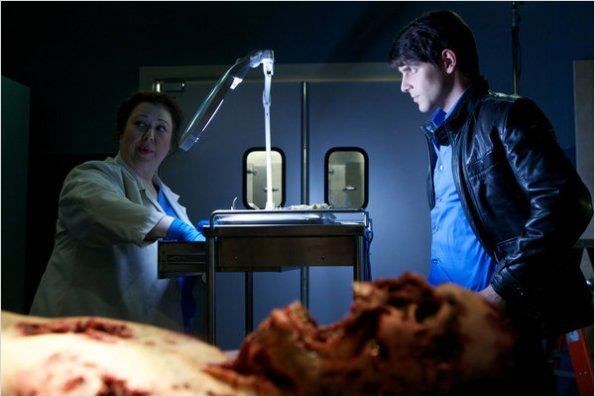 Grimm : photo David Giuntoli, Sharon Sachs