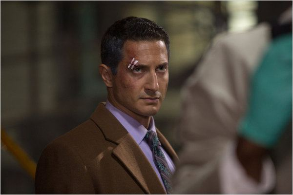 Grimm : photo Sasha Roiz