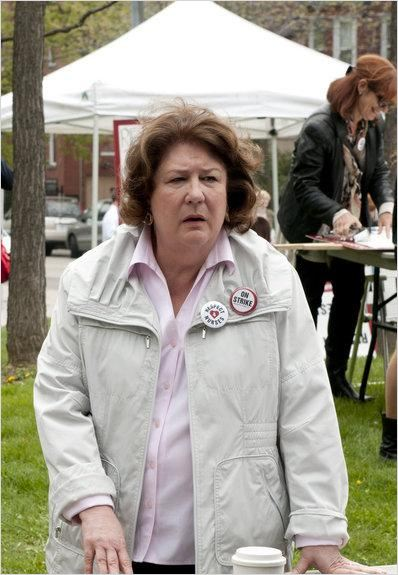 Suits, avocats sur mesure : photo Margo Martindale