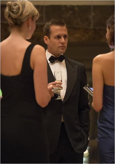 Suits, avocats sur mesure : photo Gabriel Macht