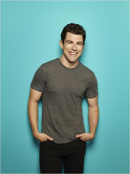 New Girl : photo Max Greenfield