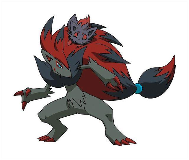 N Zoroark Pokémon - Zoroark...