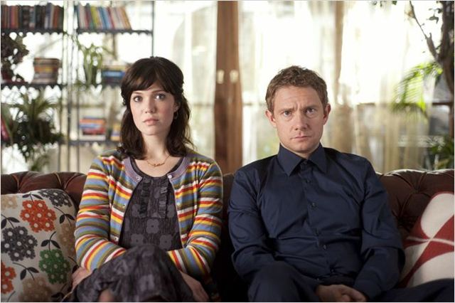 Swinging with the Finkels : Photo Mandy Moore, Martin Freeman