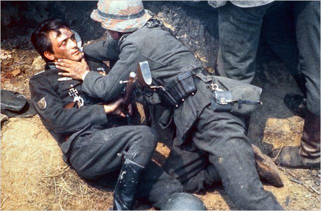 Croix de fer : Photo Maximilian Schell, Sam Peckinpah