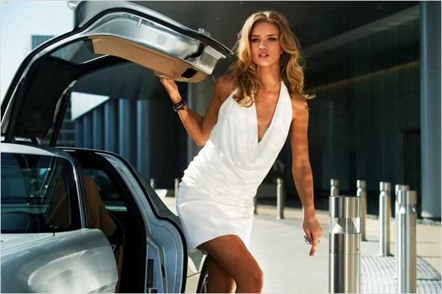 Transformers 3 - La Face cachée de la Lune : Photo Michael Bay, Rosie Huntington-Whiteley