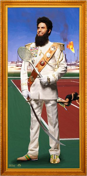 The Dictator : photo
