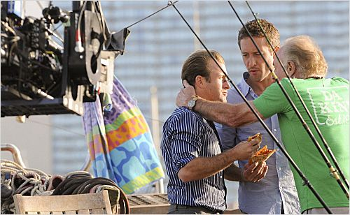 Hawaii 5-0 : photo Alex O&#39;Loughlin, James Caan, Scott Caan
