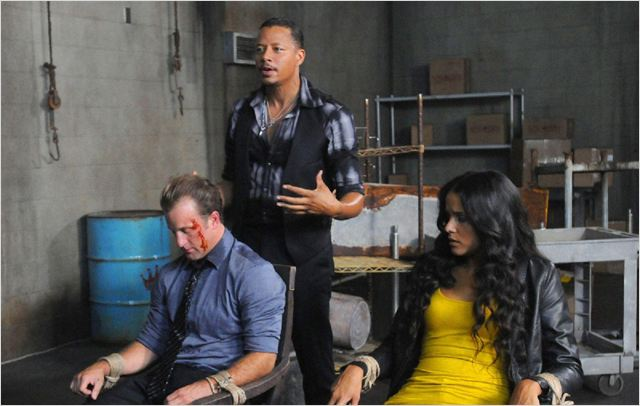 Photo Scott Caan, Sydney Tamiia Poitier, Terrence Howard