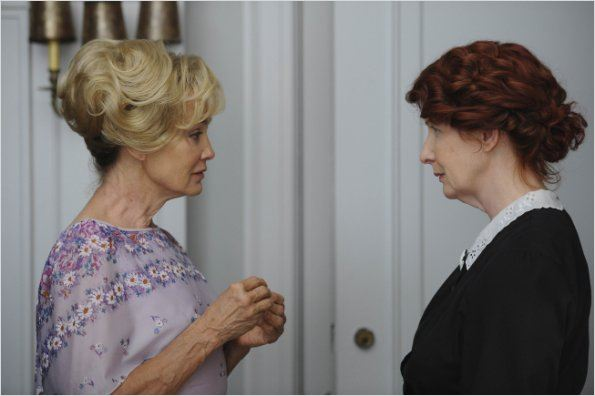 American Horror Story : photo Frances Conroy, Jessica Lange