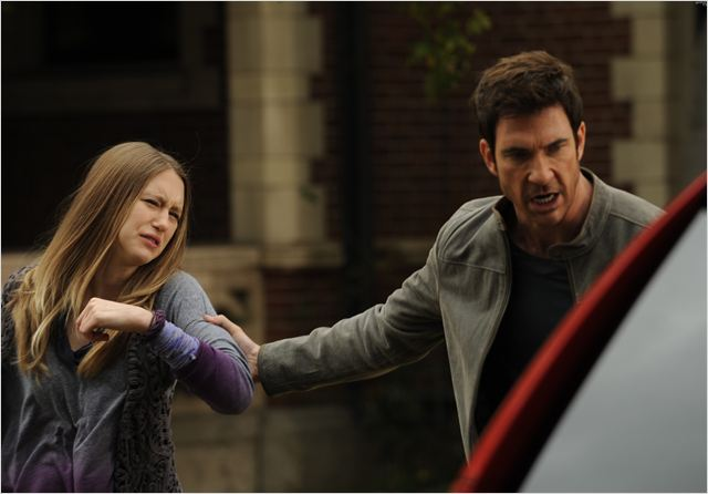 American Horror Story : Photo Dylan McDermott, Taissa Farmiga